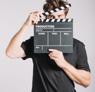 man-with-clapperboard